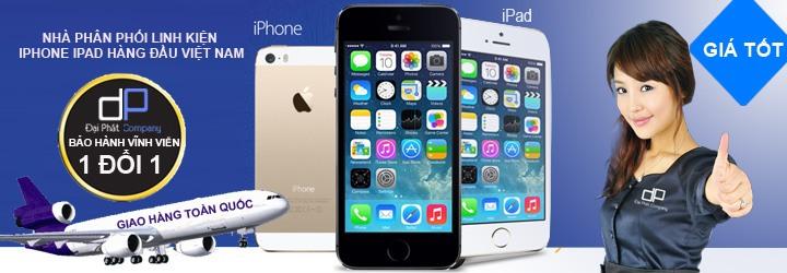 Bán linh kiện iphone giá sỉ rẻ uy tín nhất tphcm