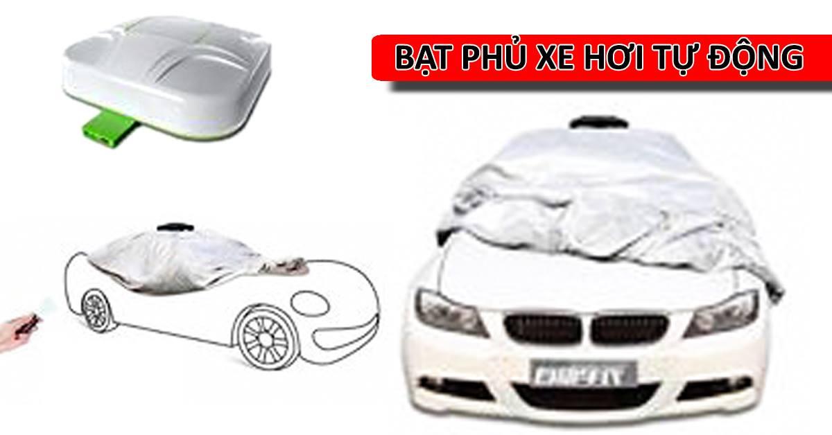 bán bạt phủ xe hơi ôtô tự động rẻ nhất tphcm