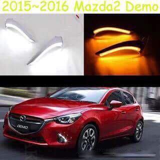 107 Led gầm Mazda 2