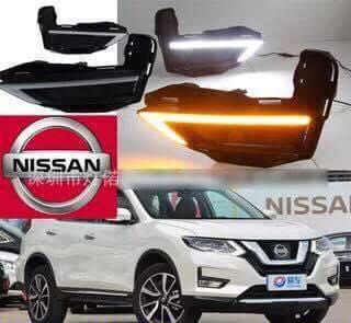 108 Led gầm Nissan Xtrail