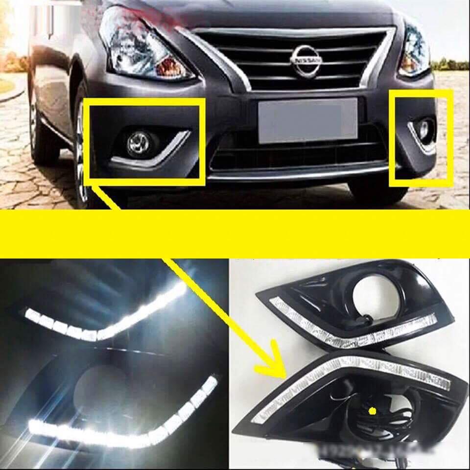 110 Đèn Led gầm Nissan Sunny