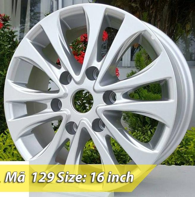 Thay bán mâm đúc xe hơi ô tô độ 14 15 16 18 inch giá rẻ ở hcm