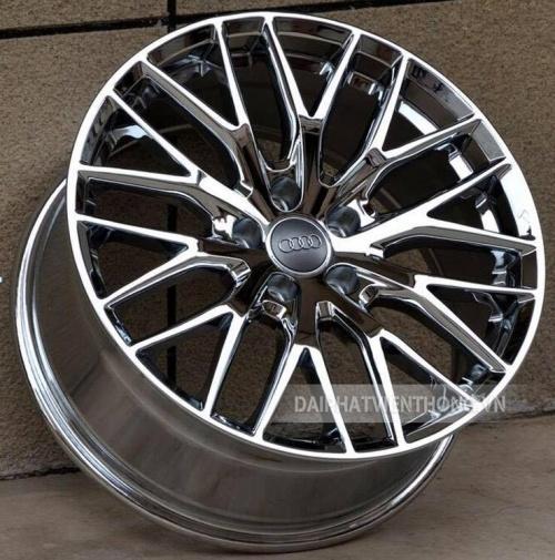 0239 Mâm xe hơi Audi 19 inch mạ crom
