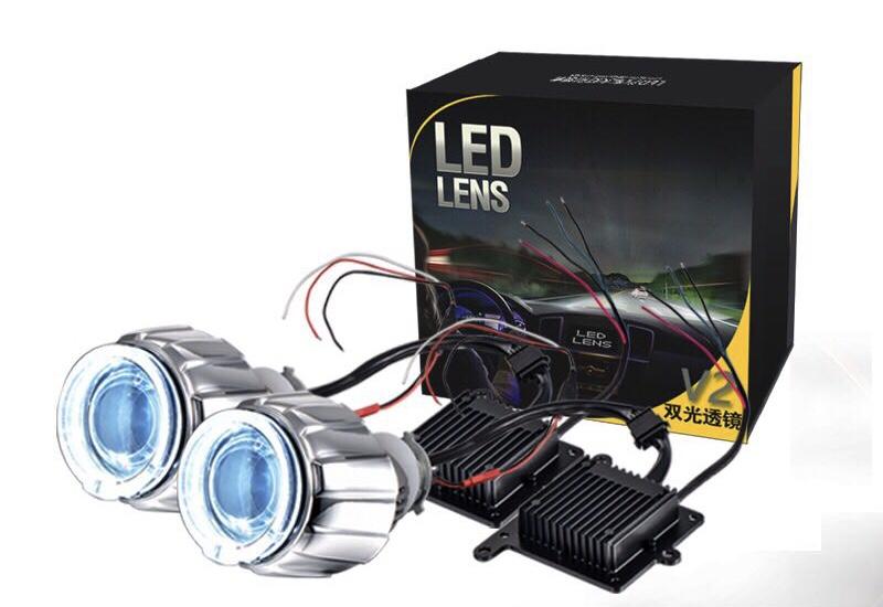 Giá độ đèn bi xenon cospha siêu sáng ở đâu tốt rẻ ?