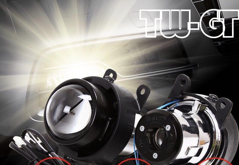 Độ đèn bi gầm xenon siêu sáng senvi pha cos giá rẻ tphcm