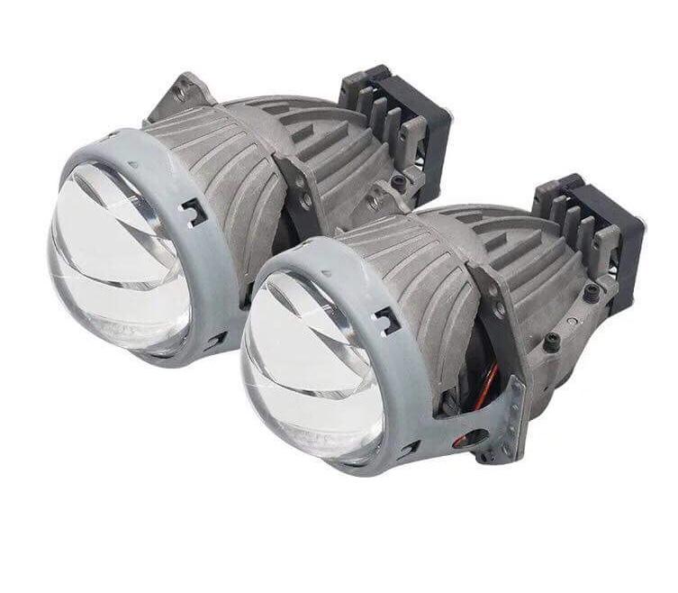 Độ đèn bi LED tăng sáng 50% không điểm mù giá rẻ tphcm