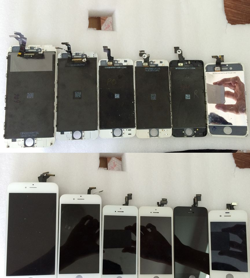 Giá bán linh kiện iphone x xr xs max zin chính hãng sỉ lẻ rẻ nhất sài gòn