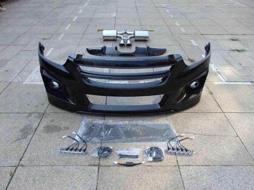 Độ body kit body lip xe hơi ô tô giá rẻ ở tại tphcm