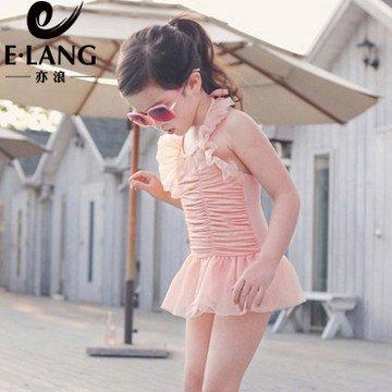 đồ bơi trẻ em công chúa hồng