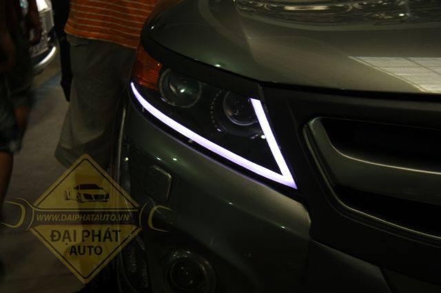 Mẫu độ đèn xe Kia Sorento siêu đẹp