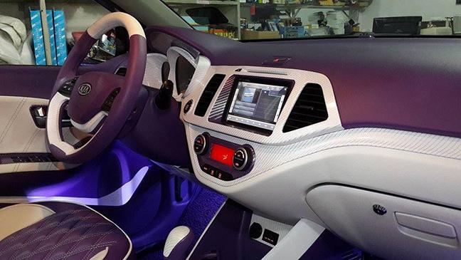 Các phong cách độ xe hơi phổ biến hiện nay