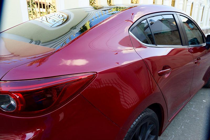 3 tác hại khó lường khi chọn phủ ceramic cho ô tô tại các nơi dịch vụ nhỏ lẻ
