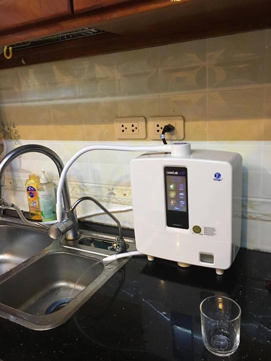 Hướng dẫn sử dụng máy lọc nước Kangen- 0853 900 900