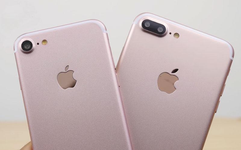 Mô hình điện thoại Iphone 7 Plus