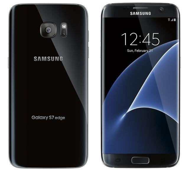 Mô hình điện thoại samsung S7 Edge