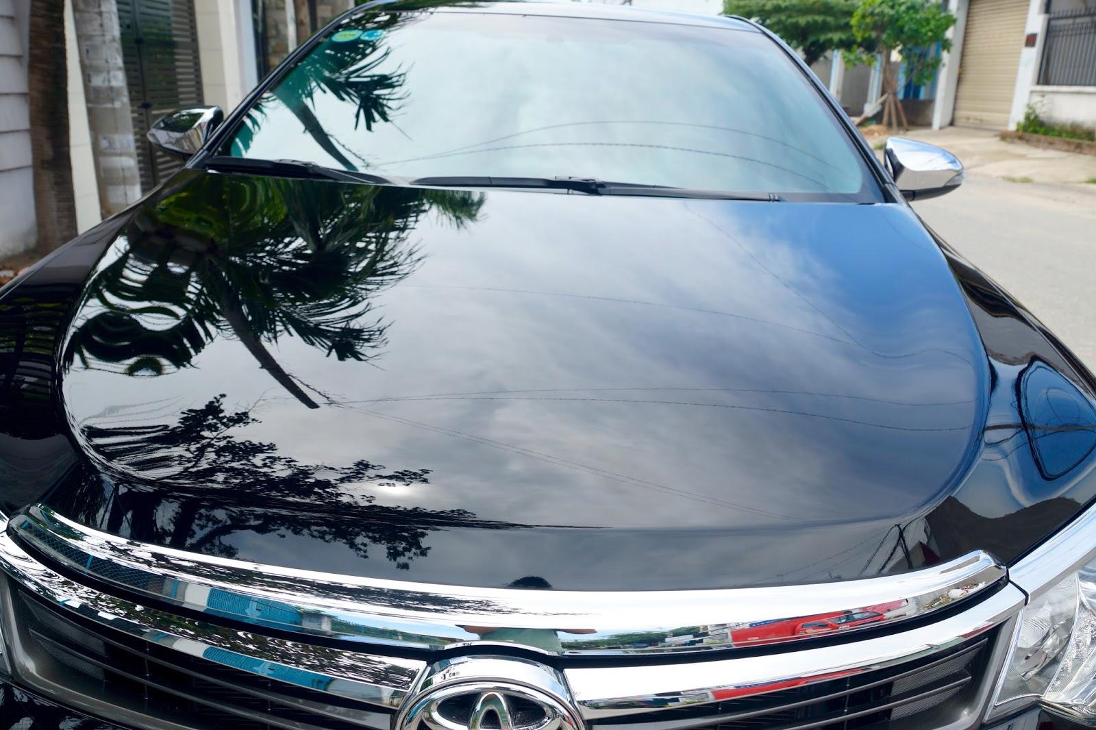 Hậu quả khôn lường khi phủ ceramic cho xe ô tô rẻ tiền