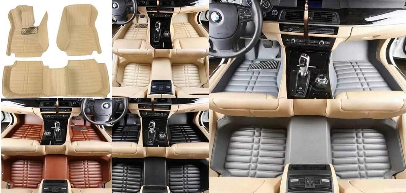 Bán thảm lót sàn xe hơi ô tô 4d 3d cao cấp giá rẻ tphcm