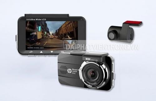 024 camera hành trình xe hơi HP- F890g  giá: 3,400,000 Vnđ