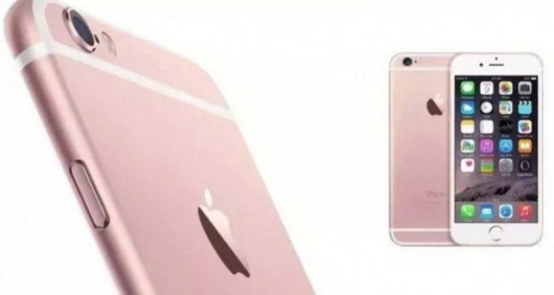 Mô hình điện thoại Iphone 6s plus