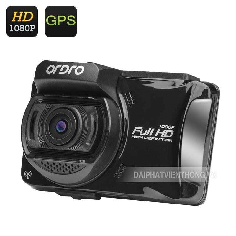 021 camera hành trình xe hơi Ordro X5  Wifi  giá: 3,400,000 Vnđ