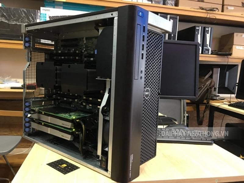 Trùm bán máy tính trạm Workstation Dell HP chất lượng giá rẻ hcm