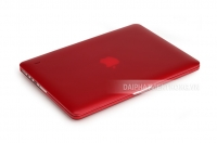ỐP LƯNG macbook pro 13 Frosted Red Retina JCPAL