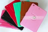 bao da ipad mini 3 Folio cover xoay