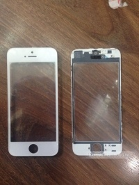 kính liền ron iphone 5s zin apple