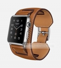 043 dây đeo apple watch da