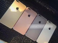 Vỏ sườn iphone 6 plus giả iphone 7