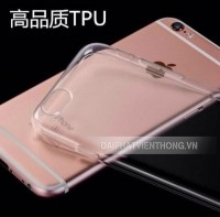 Silicon iphone 7 mỏng 0,15mm trong suốt...