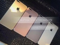 Vỏ sườn iphone 6s plus giả iphone 7