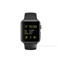 Đồng hồ Apple Watch Sport 42mm Black MJ3T2...