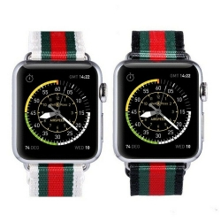 091 Dây đeo Apple watch dạng Gucci