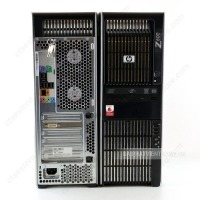 006 Máy trạm HP Workstation Z600 2CPU X5650
