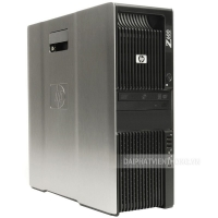 014 Máy trạm HP Z600 Workstation 2CPU AMD Firepro V5900