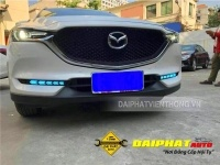 0121 led gầm cx5 2018
