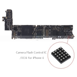 IC Flash trắng iphone 4