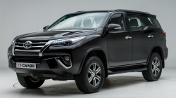 Thay mâm xe hơi Toyota Fortuner 17 inch cao cấp