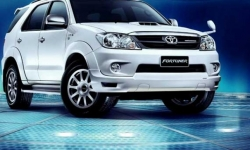 Body kit xe ô tô Toyota Fortuner